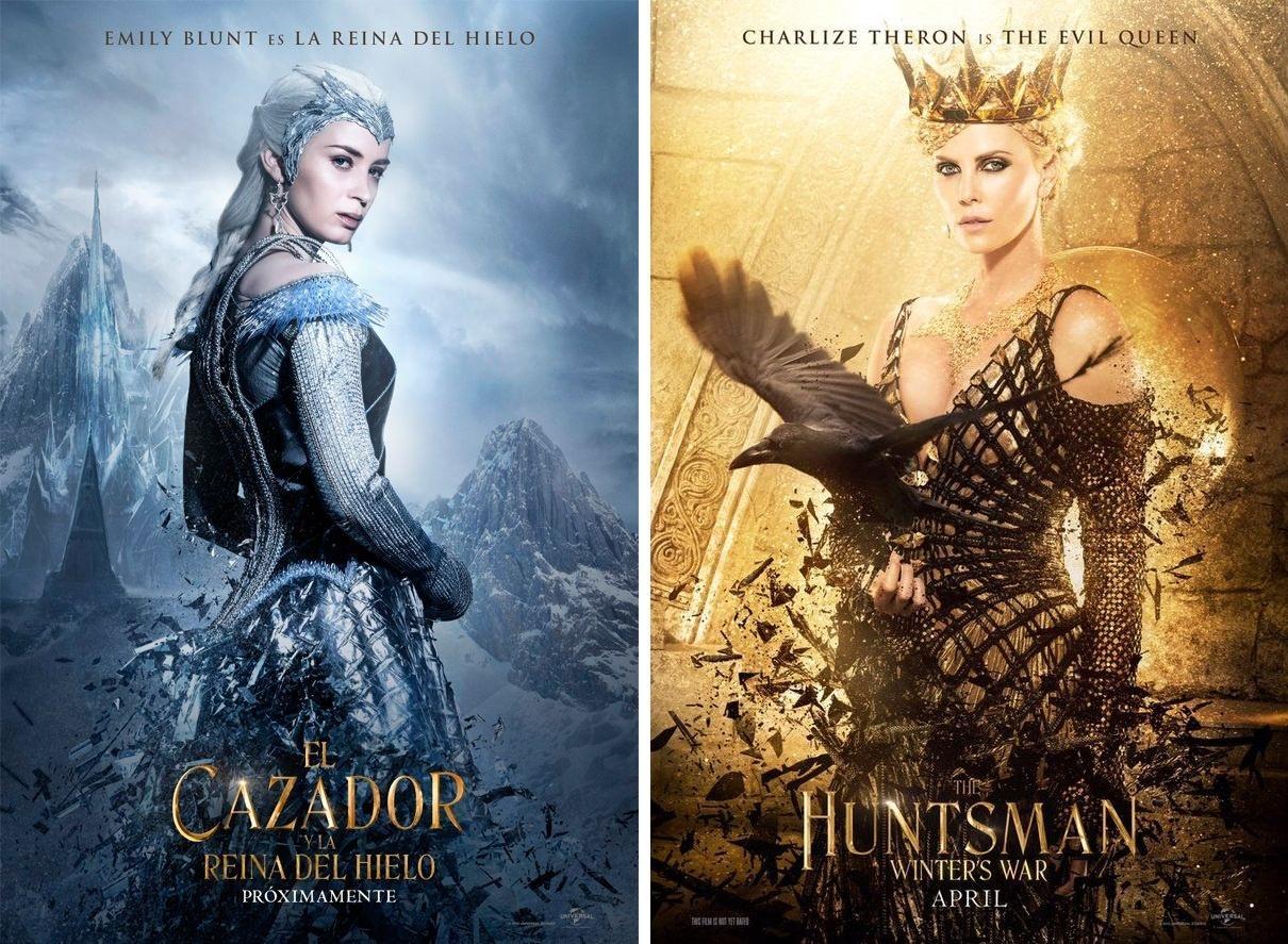 'El cazador y la reina de Hielo', los malos también tienen familia