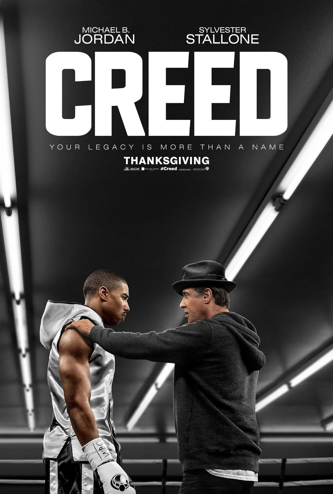 poster pelicula creed corazon de campeon
