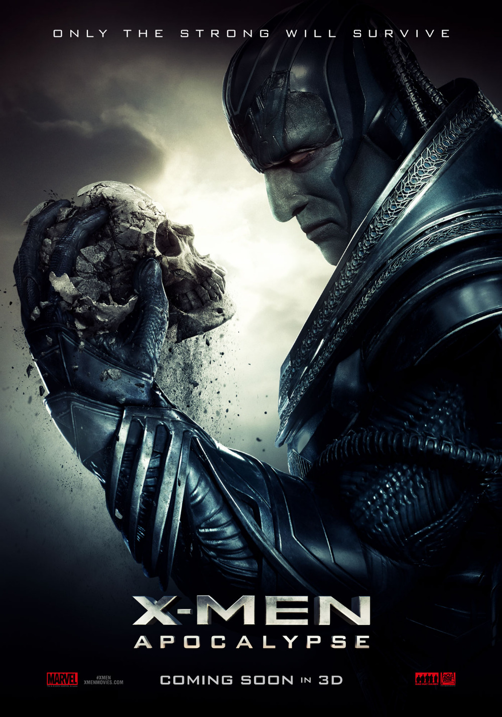 Custom-printed-HD-hot-sale-printing-Poster-X-Men-Apocalypse-font-b-Movie-b-font-poster