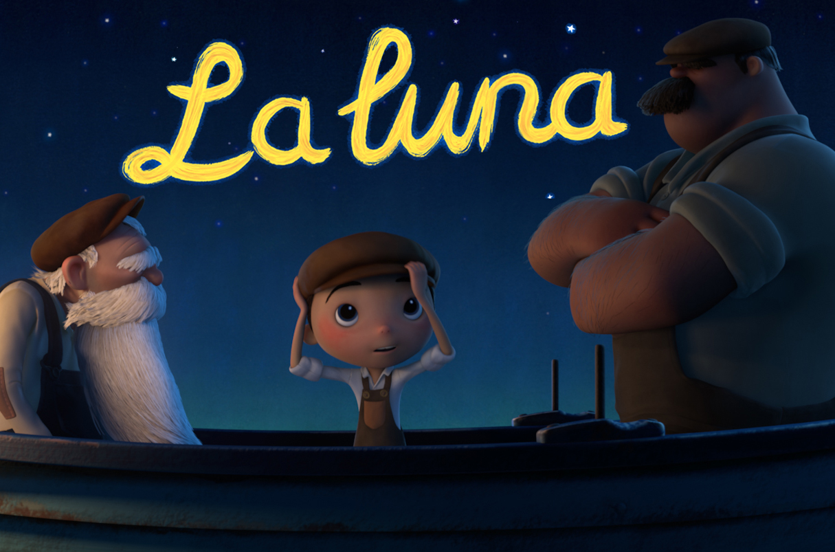 """LA LUNA"" ©Disney/Pixar. All Rights Reserved."