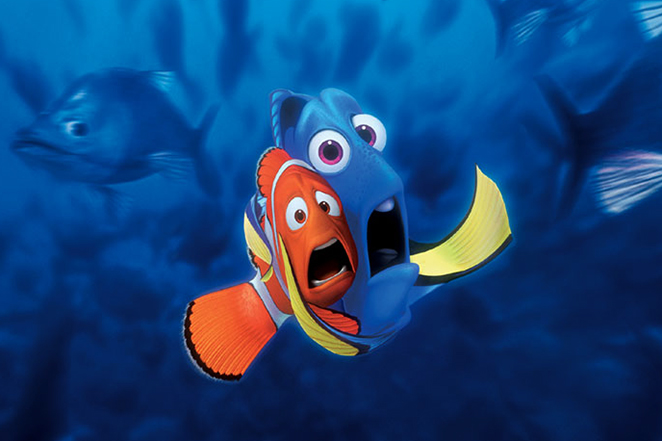 Buscando a dory pixar vuelve a emocionarnos - Doris et nemo ...