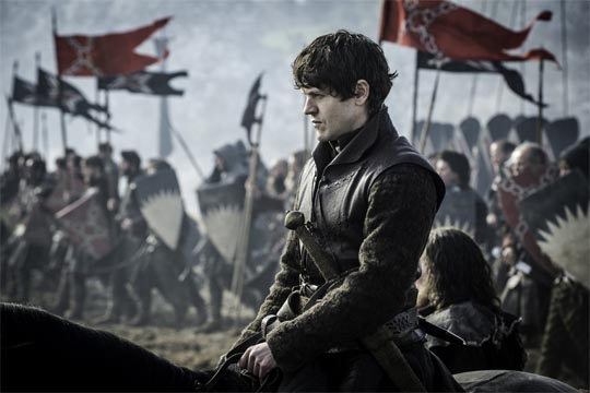 Game of Thrones (Juego de Tronos) 6x09 -Battle of the Bastards - Iwan Rheon (Ramsay Bolton)