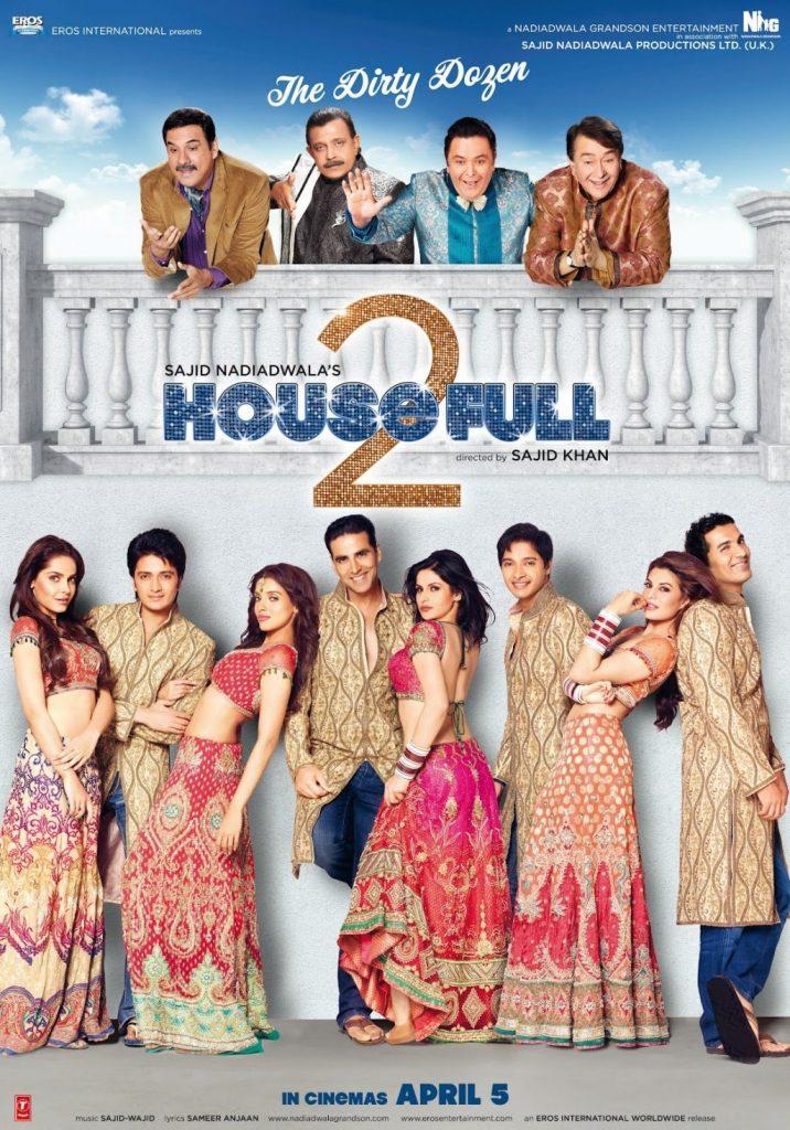 Poster Housefull 2