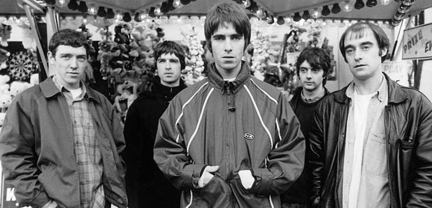 Oasis: Supersonic. Oasis y los hermanos Gallagher